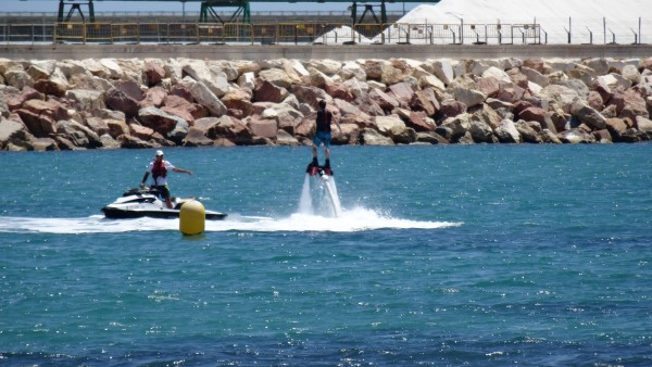 Flyboard in Torrevieja