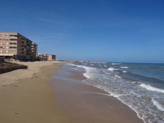 Hotels in Torrevieja am Meer.